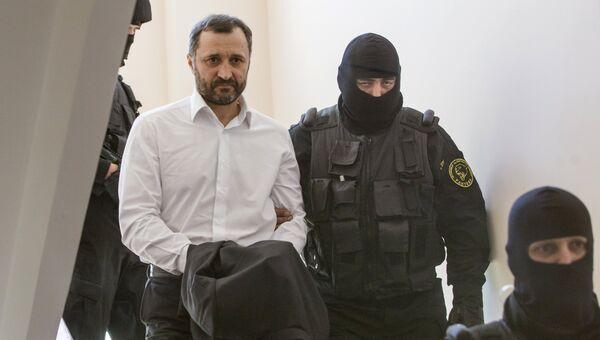 Судебное заседание по делу Владимира Филата. Архивное фото