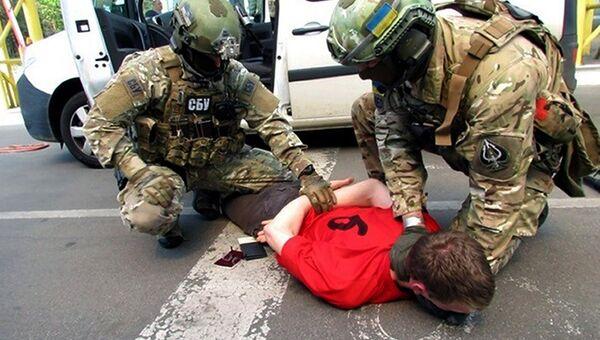 Задержание подозреваемого в подготовке терактов на Евро-2016