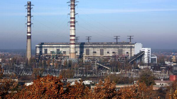 Трипольская тепловая электростанция