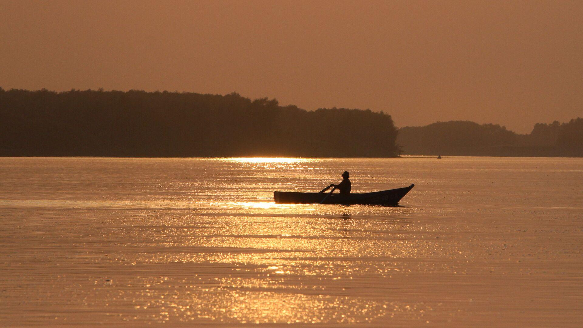 На Сахалине нашли лодку пропавших рыбаков