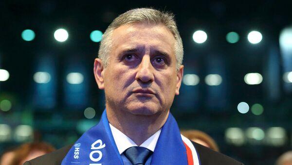Экс-глава крупнейшей партии Хорватии - Хорватского демократического содружества (ХДС), Томислав Карамарко