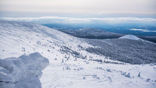 Уральские горы. Архивное фото
