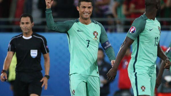 Чемпионат Европы - 2016. Матч Хорватия - Португалия
