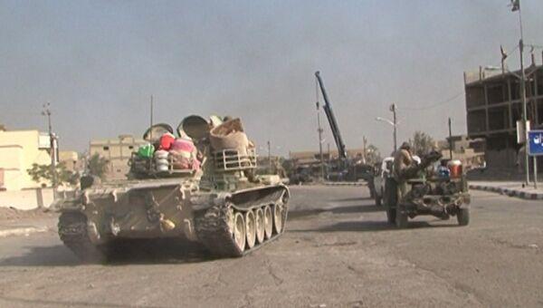 Разрушенные здания и сломанная техника – Эль-Фаллуджа после освобождения от ИГ