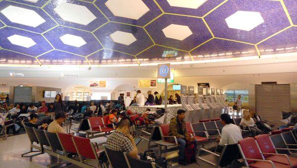 Международный аэропорт Абу-Даби. Архивное фото