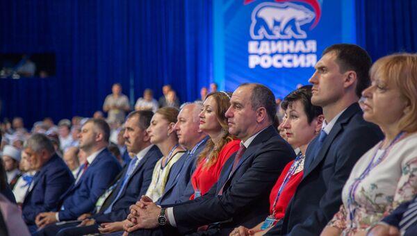 Врио главы Карачаево-Черкесии Рашид Темрезов