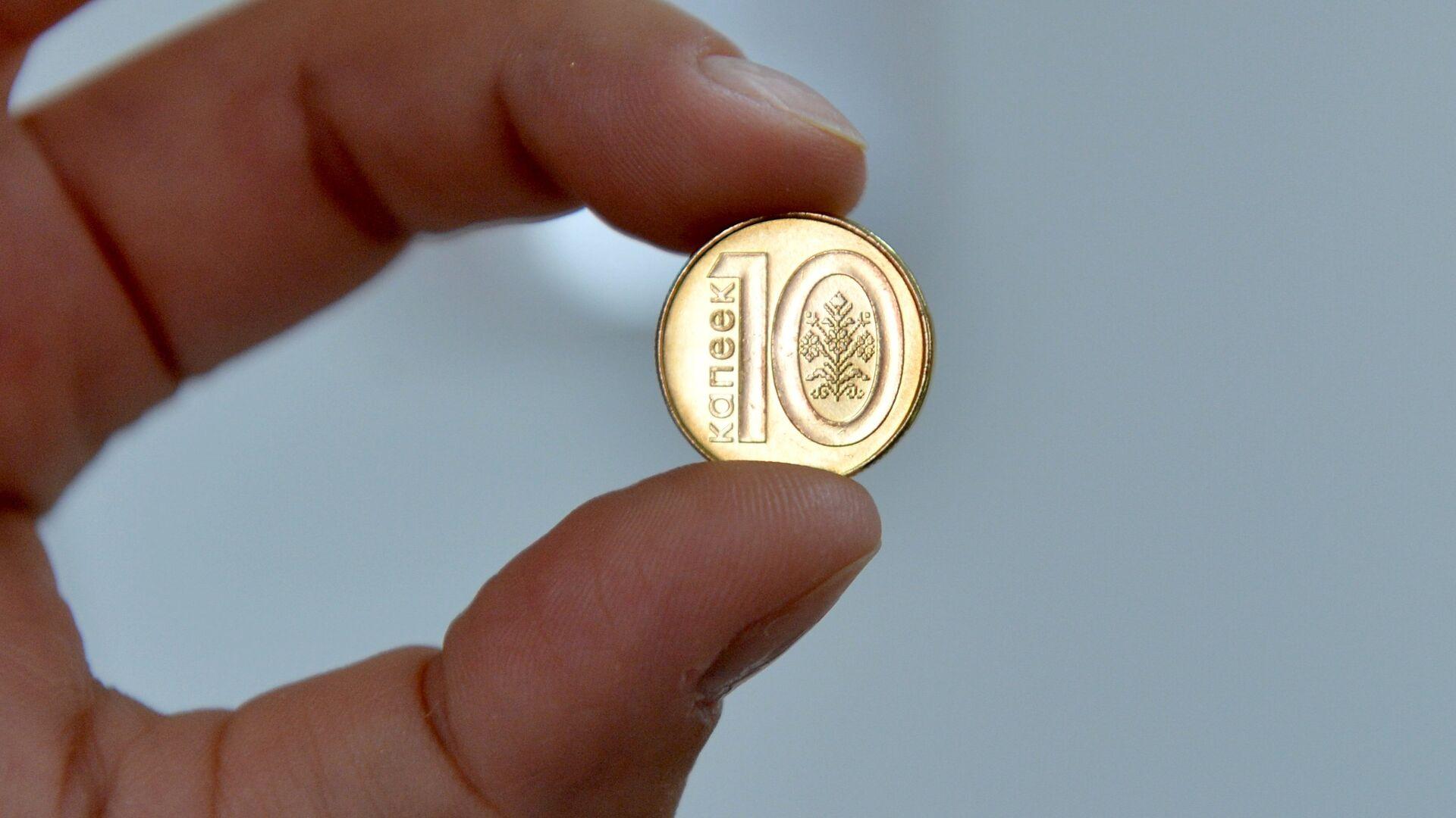 Песков: пока речи о введении единой валюты России и Белоруссии не идет