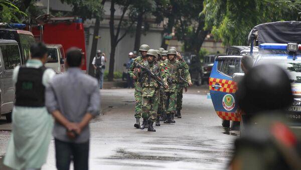 Операция по освобождению заложников в Бангладеш. 2 июля 2016 года