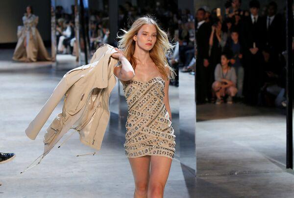 aa09d095ccfa3c7 Показ коллекции Alexandre Vauthier в рамках Недели высокой моды в Париже