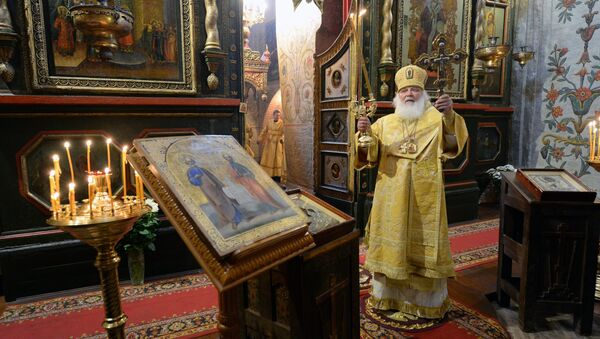 455 лет исполняется собору Покрова Пресвятой Богородицы