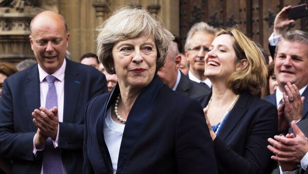 Тереза Мэй стала лидером Консервативной партии Великобритании