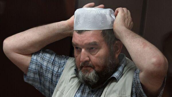 Настоятель московской мечети Ярдям, шейх Махмуд Велитов.Архивное фото