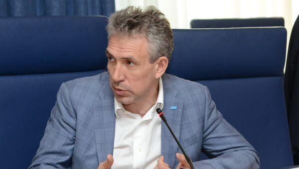 Глава Внешэкономбанка Сергей Горьков. Архив