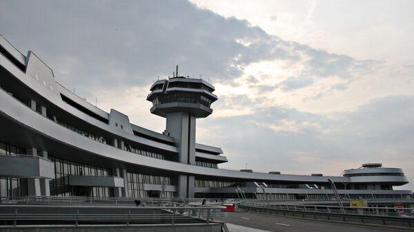 Национальный аэропорт Минск. Архивное фото
