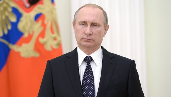 Президент РФ В.Путин выразил соболезнования президенту Франции Ф.Олланду в связи с терактом в Ницце. 15 июля 2016