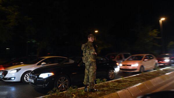 Военные в Турции