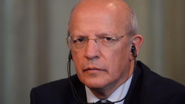 Министр иностранных дел Португалии Аугушту Сантуш Силва