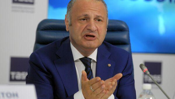 Бывший советник заместителя мэра Москвы, бизнесмен Эраст Матаев. Архивное фото