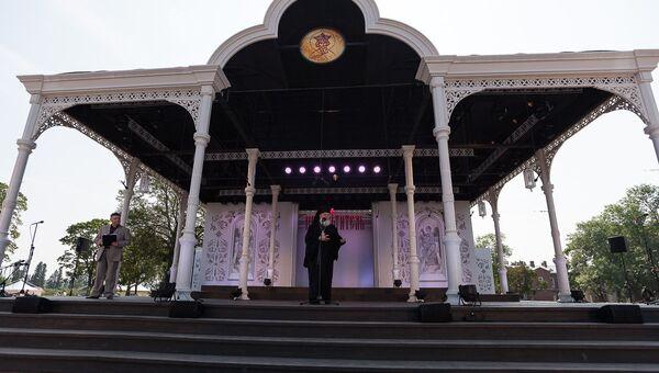 Свято-Владимирский Валаамский фестиваль православного пения Просветитель. Архивное фото