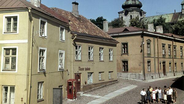 Улица Таллина. Архивное фото