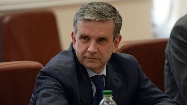 Бывший посол РФ на Украине Михаил Зурабов. Архивное фото