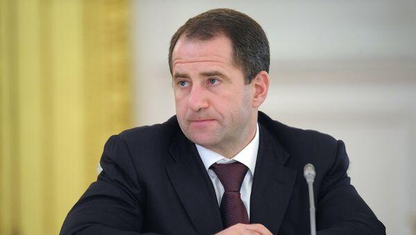 Полномочный представитель президента РФ в Приволжском федеральном округе Михаил Бабич. Архивное фото