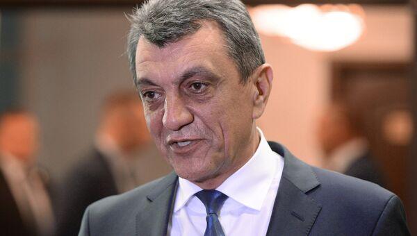 Педставитель президента РФ в Сибирском Федеральном округе Сергей Меняйло
