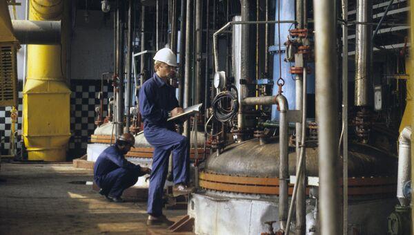 Завод химического машиностроения Комсомолец в Тамбове