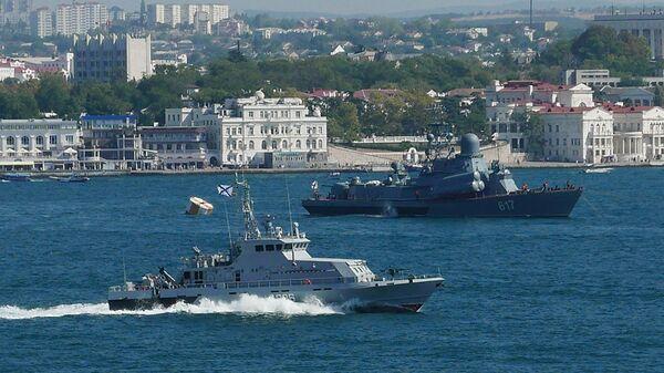 Первый этап учений под руководством главкома ВМФ на Черноморском флоте
