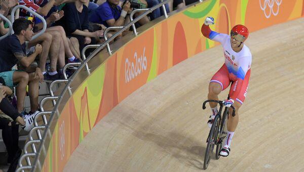 Олимпиада 2016. Велоспорт. Трек. Мужчины. Спринт
