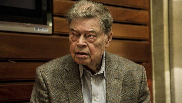 Писатель, министр иностранных дел СССР в 1991 году Борис Панкин