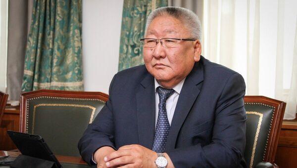 Глава Республики Саха (Якутия) Егор Борисов. Архивное фото