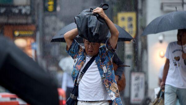 Дождь. Архивное фото