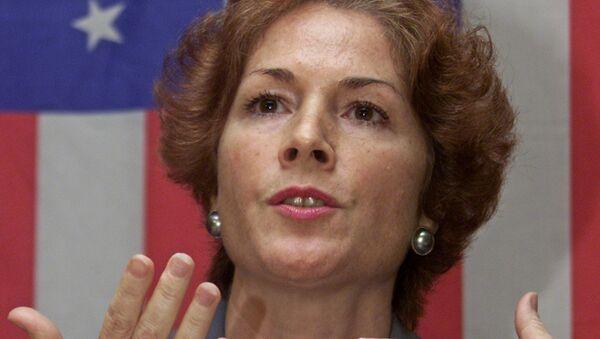 Дипломат США Мари Йованович. Архивное фото