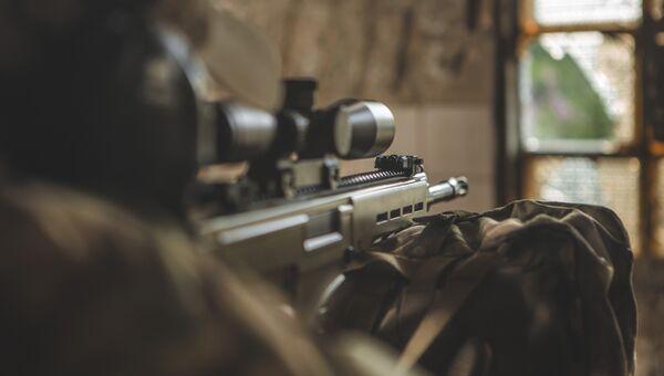Снайперская винтовка. Архивное фото