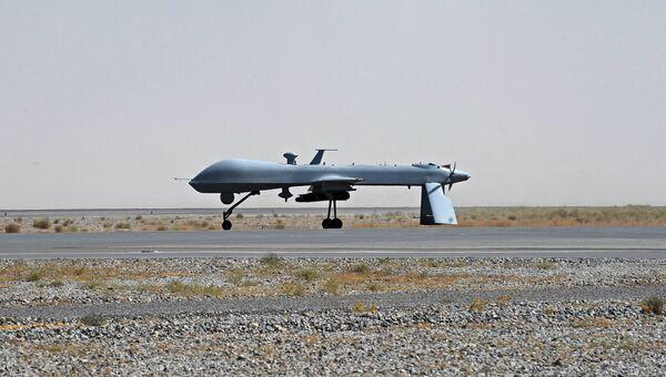 Беспилотный летательный аппарат армии США. Архивное фото