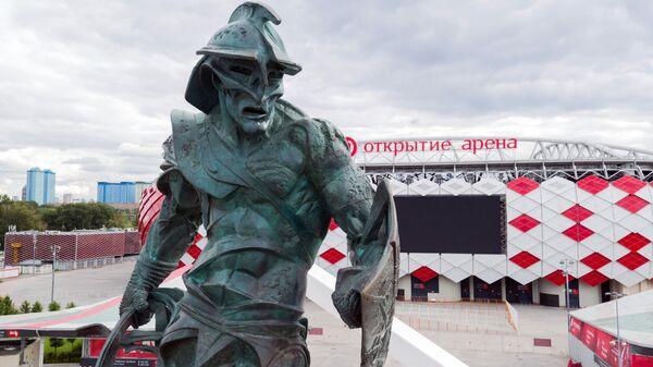 Стадион Открытие Арена в Москве