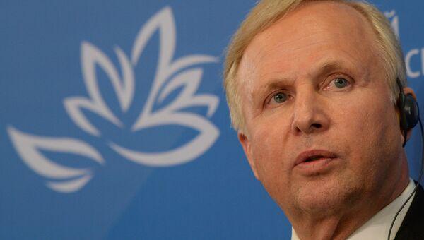 Главный исполнительный директор компании BP Роберт Дадли. Архивное фото