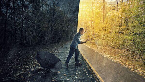 Влияние погоды на человека