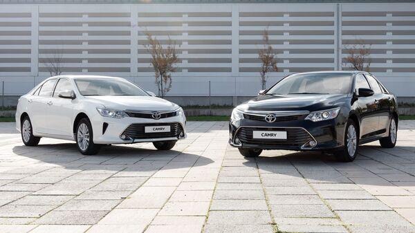 Автомобили Toyota Camry