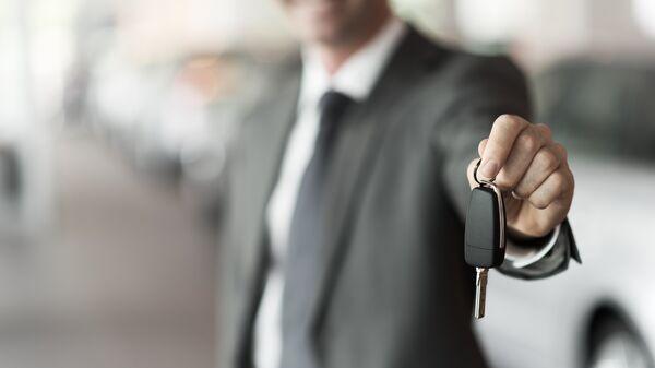 Ключи от машины. Архивное фото