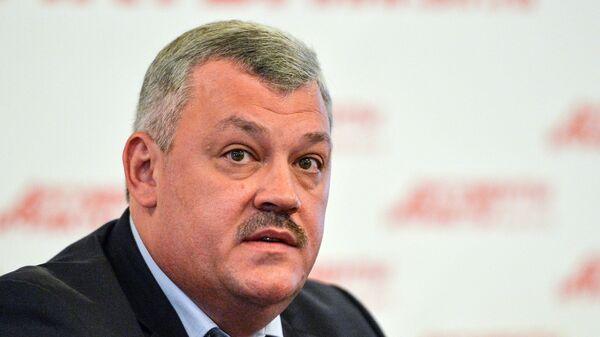 Сергей Гапликов