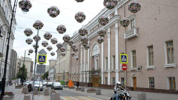 Здание Музыкального театра имени К.С. Станиславского и Вл.И. Немировича-Данченко