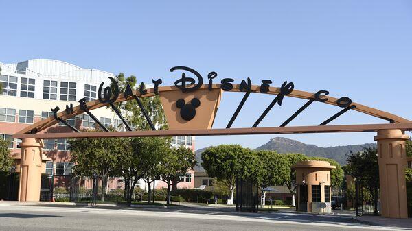 Студия Walt Disney в Бербанке