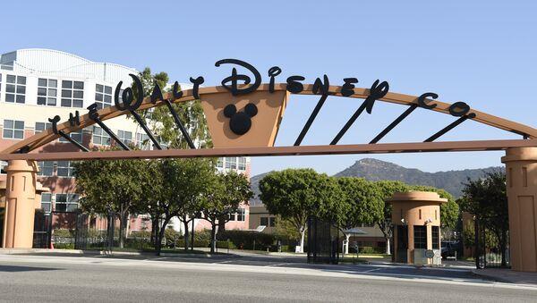 Студия Walt Disney в Бербанке. Архивное фото
