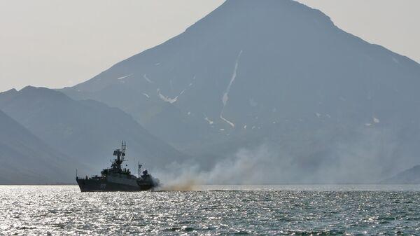 Плановые летние учения Тихоокеанского флота (ТОФ) на Камчатке