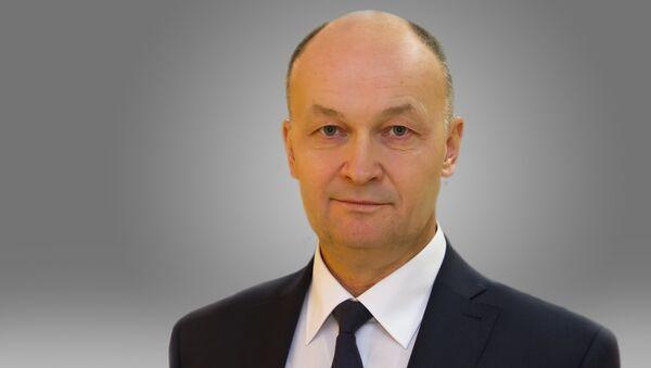 Председатель Владимирского заксобрания Владимир Киселев. Архивное фото