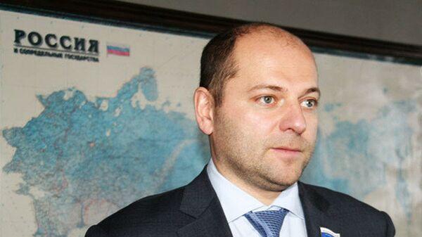 Депутат заксобрания Свердловской области Илья Гаффнер