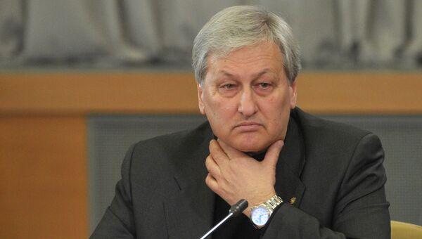 Экс-глава Российского института стратегических исследований Леонид Решетников. Архивное фото