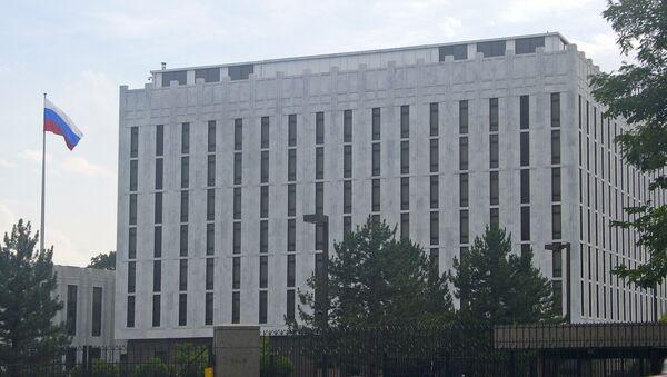 Посольство России в США. Вашингтон. Архивное фото